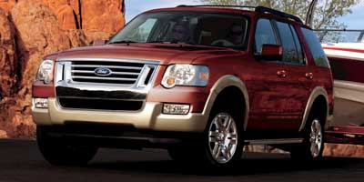 2010 Ford Explorer AWD V8 Limited