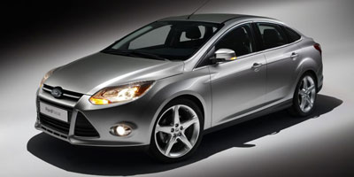 2012 Ford Focus Sedan Titanium