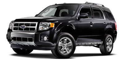 2012 Ford Escape 4WD XLT
