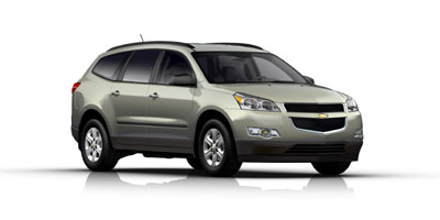 2012 Chevrolet Traverse LS photo