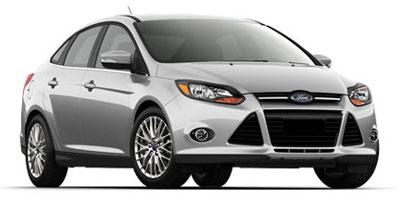 2013 Ford Focus Sedan Titanium