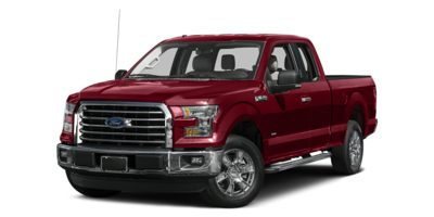 2015 Ford F-150 4WD SuperCab Styleside 6-1/2 Ft Box XL