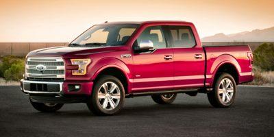 2015 Ford F-150 4WD SuperCrew Styleside 6-1/2 Ft Box Platinum