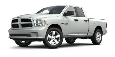 2015 RAM 1500 2WD Quad Cab 6.4 Ft Box Expres images