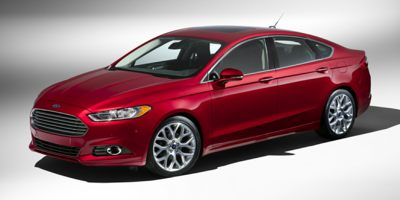 2016 Ford Fusion Sedan SE FWD