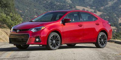 2016 Toyota Corolla Sedan CVT Automatic S w/Specia images