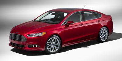 2016 Ford Fusion Sedan SE AWD
