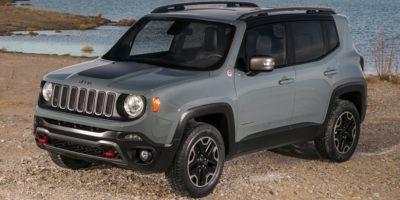 2016 Jeep Renegade 4WD Trailhawk