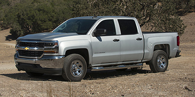2016 Chevrolet Silverado 1500 4WD Crew Cab LT photo