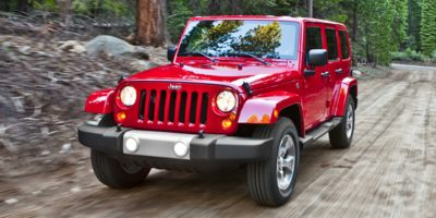 2016 Jeep Wrangler Unlimited 4WD photo