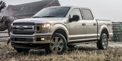 2018 Ford F-150 4WD SuperCrew Box