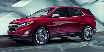 2019 Chevrolet Equinox FWD LT photo