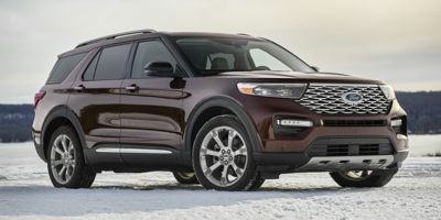 2020 Ford Explorer Platinum 4WD images