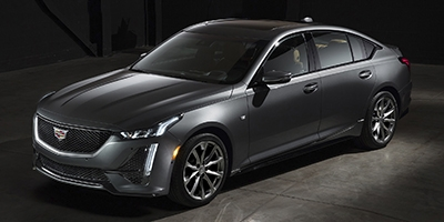 2020 Cadillac CT5 Sedan Sport images