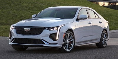 2020 Cadillac CT4 Sedan Sport images