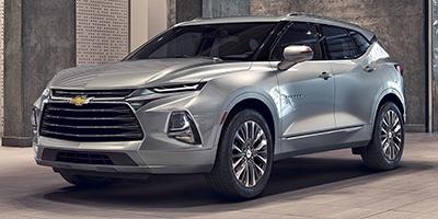 2021 Chevrolet Blazer LT FWD images