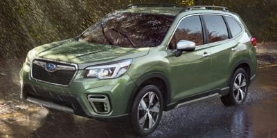 2021 Subaru Forester Limited CVT photo