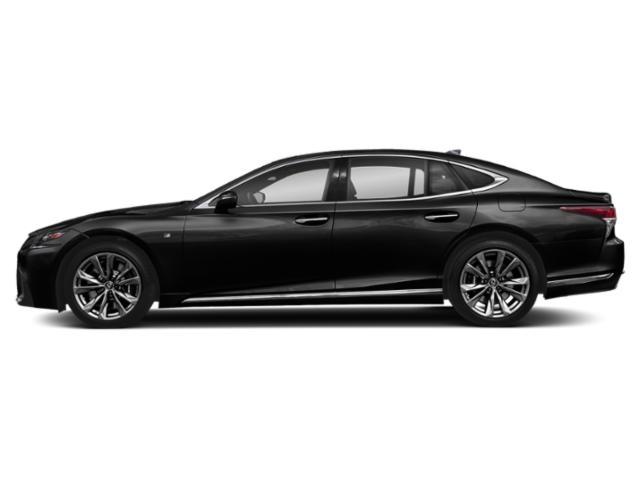 The 2020 Lexus LS 500 photos