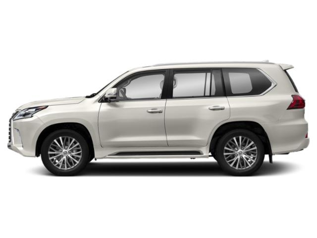 The 2020 Lexus LX 570 photos