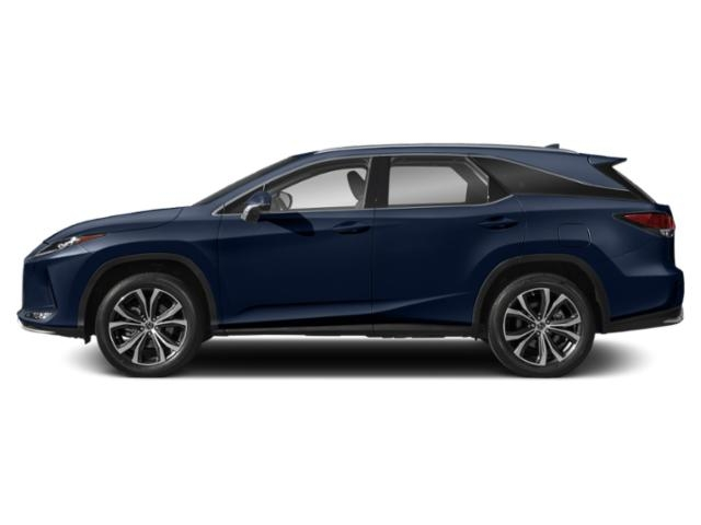 The 2020 Lexus RX 50L photos