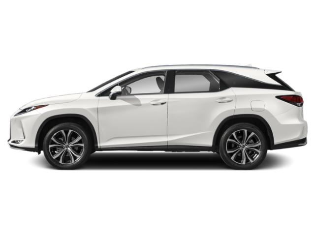 The 2021 Lexus RX 50L photos