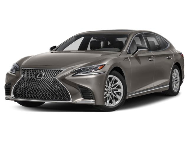 The 2020 Lexus LS 500