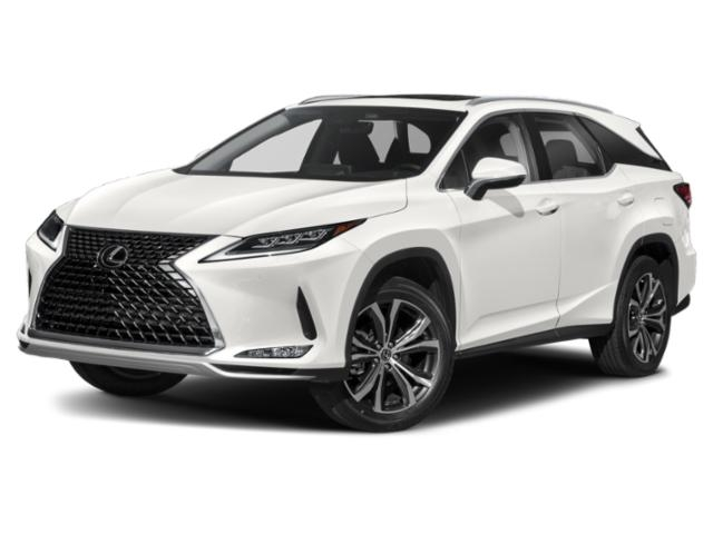 The 2021 Lexus RX 50L