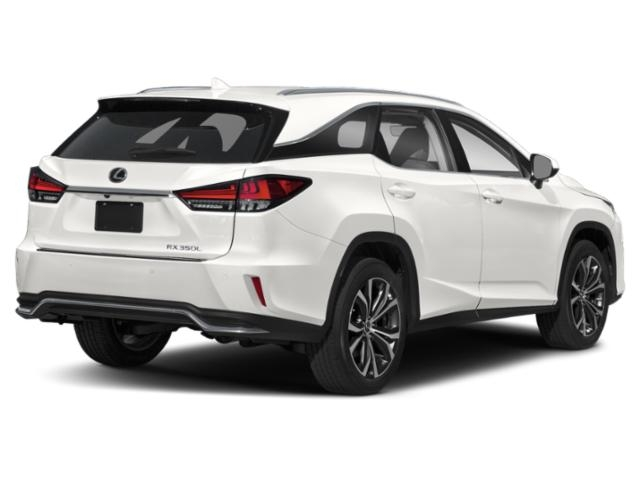 2021 Lexus RX 50L photo